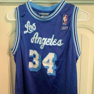 COPY - Los Angeles Lakers Shaq Jersey